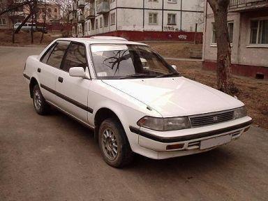 Toyota Corona 1988 отзыв автора | Дата публикации 13.10.2005.