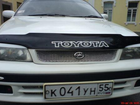 Toyota Corona 1994 - отзыв владельца