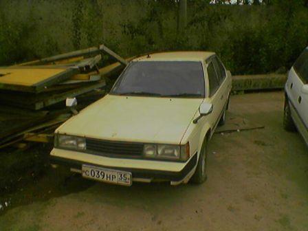 Toyota Corona 1982 - отзыв владельца