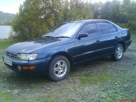 Toyota Corona 1993 - отзыв владельца
