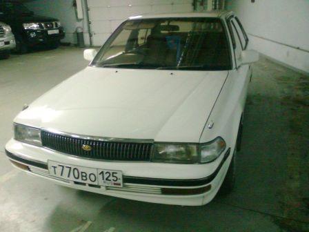 Toyota Corona 1990 - отзыв владельца