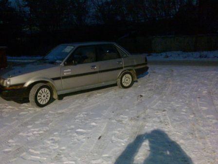 Toyota Corona 1985 - отзыв владельца