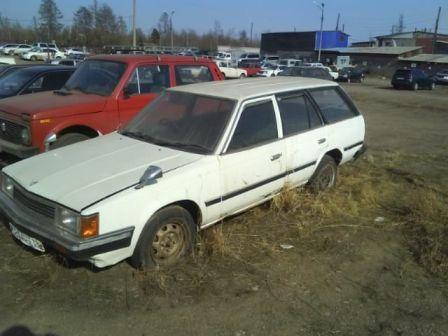 Toyota Corona 1987 - отзыв владельца