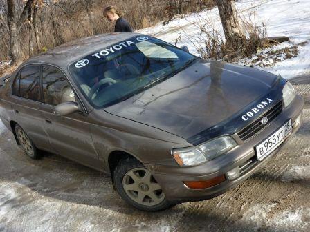 Toyota Corona 1992 - отзыв владельца