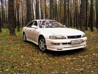 Toyota Corona Exiv 1995 отзыв автора | Дата публикации 18.12.2010.