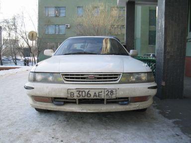 Toyota Corona Exiv 1990 отзыв автора | Дата публикации 08.03.2004.