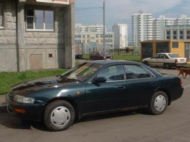 Toyota Corona Exiv 1994 отзыв автора | Дата публикации 05.08.2004.