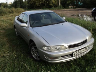 Toyota Corona Exiv 1997 отзыв автора | Дата публикации 05.09.2012.