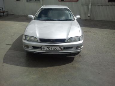 Toyota Corona Exiv 1996 отзыв автора | Дата публикации 09.12.2012.