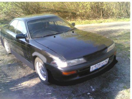 Toyota Corona Exiv 1991 - отзыв владельца
