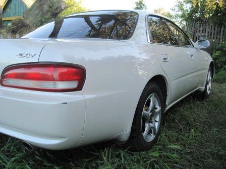 Toyota Corona Exiv 1993 - отзыв владельца
