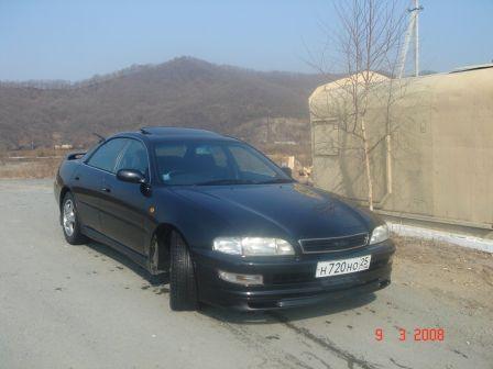 Toyota Corona Exiv 1996 - отзыв владельца