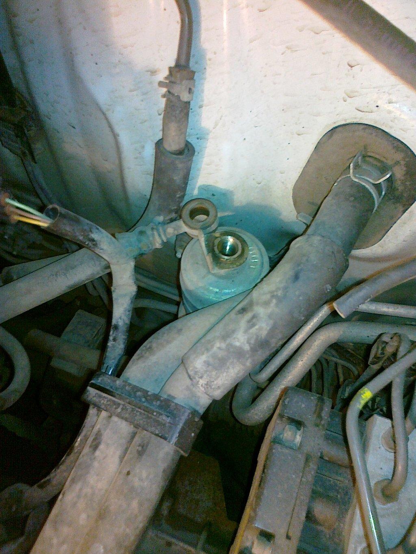 топливный фильтр Toyota Корона премио