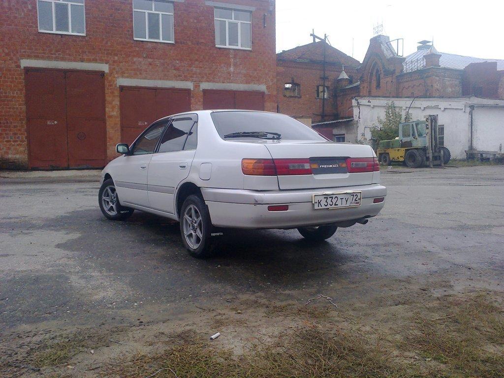 Toyota corona своими руками фото 249