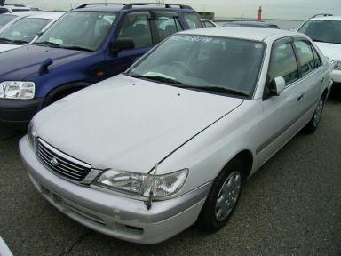 Toyota Corona Premio, 2001