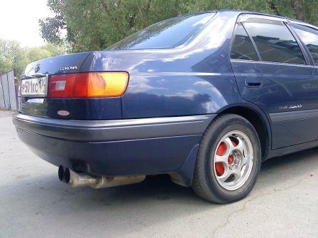 Toyota Corona Premio 1997 - отзыв владельца