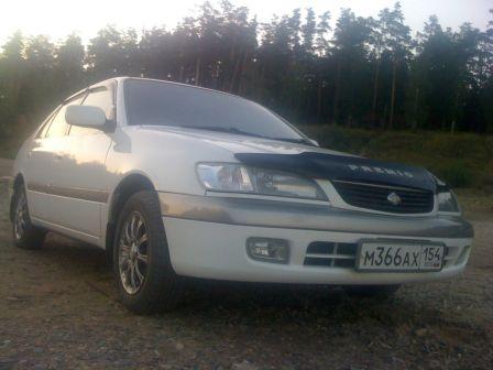 Toyota Corona Premio 2000 - отзыв владельца