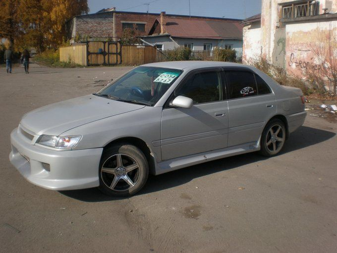 TOYOTA CORONA PREMIO (1996-2001 ... - cars-manual.ru