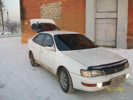 Toyota Corona SF 1995 - отзыв владельца