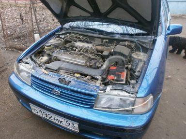 Toyota Corsa 1990 отзыв автора | Дата публикации 25.01.2012.