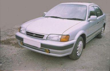 Toyota Corsa 1995 отзыв автора | Дата публикации 13.07.2004.