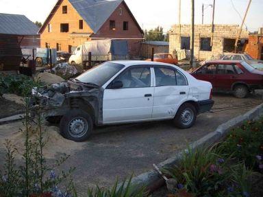 Toyota Corsa, 1996