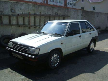 Toyota Corsa 1985 - отзыв владельца