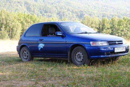 Toyota Corsa 1993 - отзыв владельца