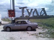 Toyota Cresta, 1990