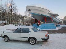 Toyota Cresta, 1980