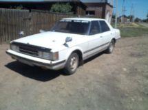 Toyota Cresta, 1983