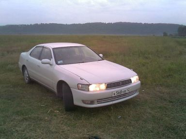 Toyota Cresta 1993 отзыв автора   Дата публикации 09.07.2007.