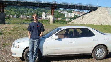 Toyota Cresta 1993 отзыв автора   Дата публикации 11.01.2009.