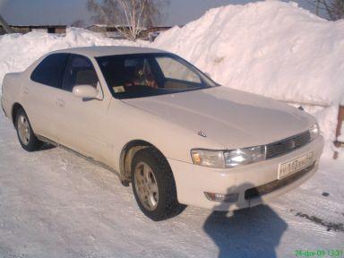 Toyota Cresta 1993 отзыв автора   Дата публикации 10.04.2009.