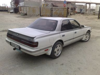 Toyota Cresta 1988 отзыв автора | Дата публикации 05.11.2009.