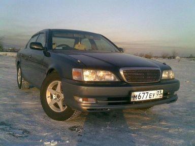 Toyota Cresta 1999 отзыв автора | Дата публикации 15.01.2010.
