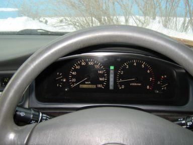Toyota Cresta 1996 отзыв автора | Дата публикации 07.08.2010.