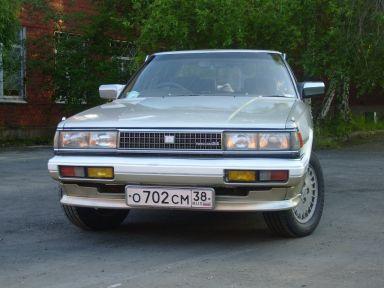 Toyota Cresta 1988 отзыв автора | Дата публикации 08.07.2011.