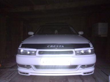 Toyota Cresta 1995 отзыв автора | Дата публикации 23.08.2011.