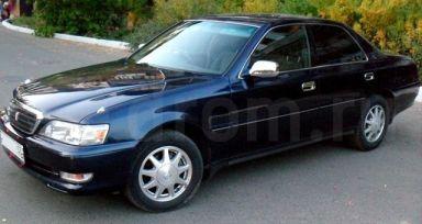Toyota Cresta 1999 отзыв автора | Дата публикации 04.11.2011.