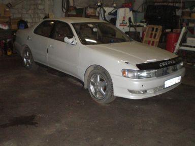Toyota Cresta 1995 отзыв автора | Дата публикации 19.12.2011.