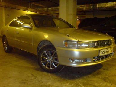 Toyota Cresta 1995 отзыв автора | Дата публикации 10.01.2012.