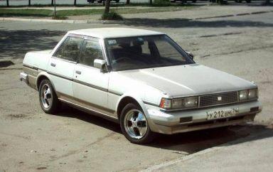 Toyota Cresta, 1986