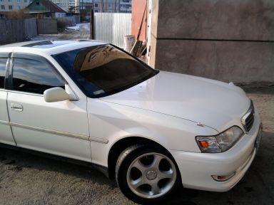 Toyota Cresta 1999 отзыв автора | Дата публикации 19.02.2012.