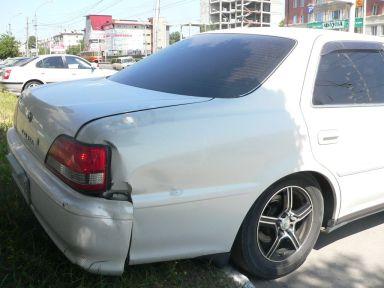 Toyota Cresta 1997 отзыв автора | Дата публикации 05.07.2012.
