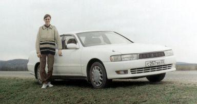 Toyota Cresta 1993 отзыв автора | Дата публикации 27.02.2002.