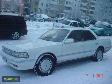 Toyota Cresta 1989 отзыв автора | Дата публикации 08.09.2012.
