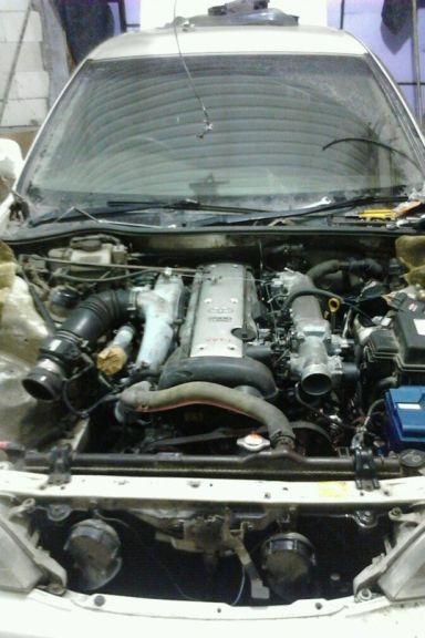 Toyota Cresta 1996 отзыв автора | Дата публикации 22.09.2012.
