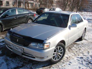 Toyota Cresta, 1998