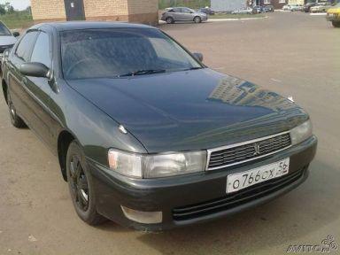 Toyota Cresta, 1992